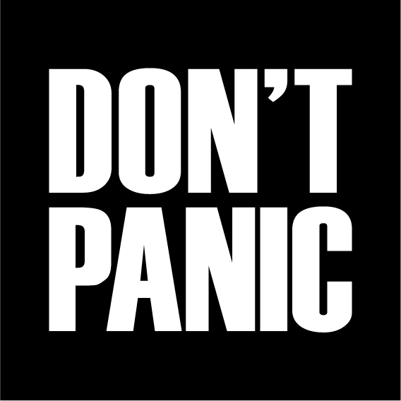 Don't Panic Events