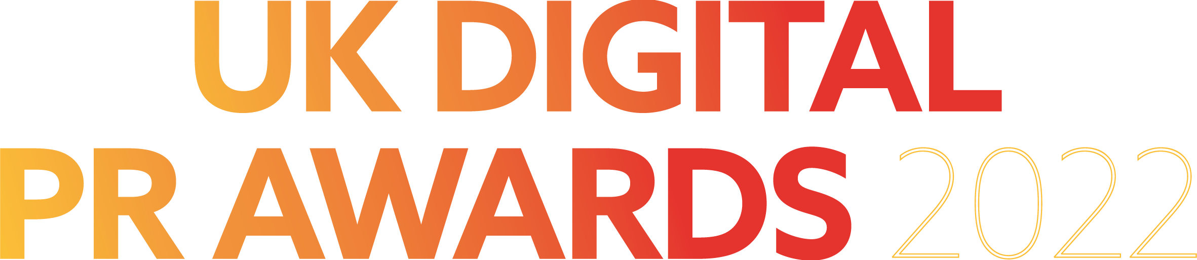 UK Digital PR Awards logo